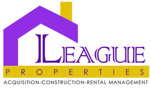 League Property Management & Investments Logo